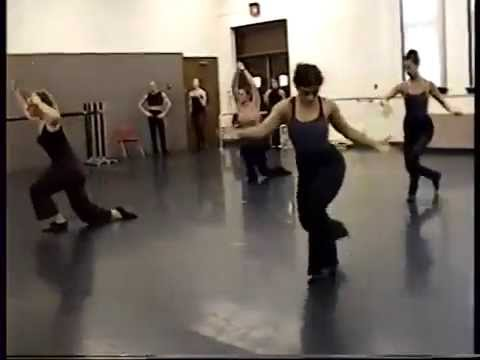 """Invitation"" Jazz Dance Combo, Western KY Univ, Fall 1997"