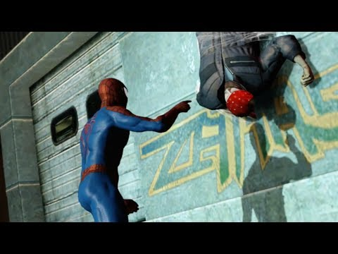 The Amazing Spider Man 2 - On The Trail Of A Killer Mission 2 - Super Hero Difficulty