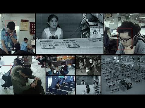 Chinese Artist Transforms Surveillance Footage Into Feature Film