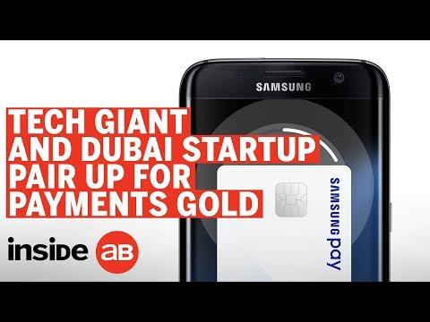 Samsung's global-first fintech voucher partnership with UAE start-up