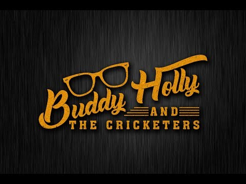 Buddy Holly & The Cricketers Promo 2017