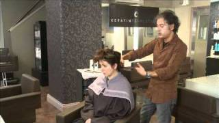 Keratin Revolution Brazilian Blow Dry Treatment