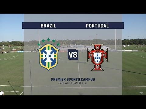2016 Nike Friendlies: Brazil vs. Portugal