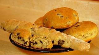 Moroccan Olive Bread Recipe - Cookingwithalia - Episode 66
