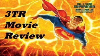 All Star Superman - Movie Review by 3TopicsReviewer