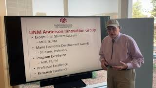 UNM Innovation Group: E3 Round 7