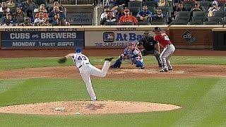 Бейсбол. MLB. Нью-Йорк Метс - Вашингтон Нэшнлз (4.09.2016) [RU]