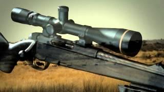 Hunting -- Steyr Mannlicher ProAfrican