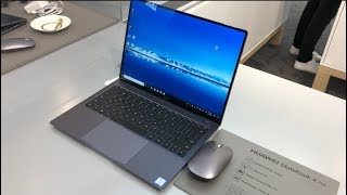 Huawei Matebook X Pro - World