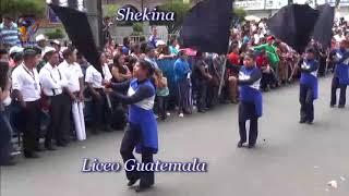 Desdfile completo , 15 de septiembre 2015 Quetzaltenango