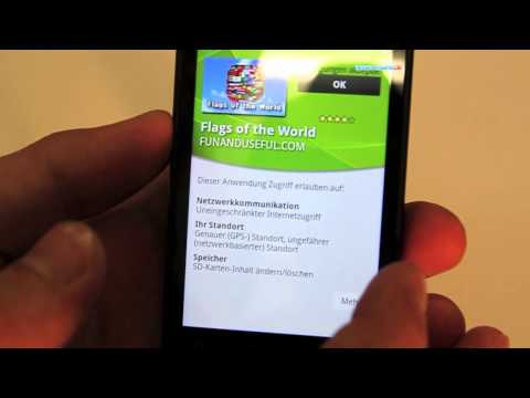 HTC Desire S Android Market