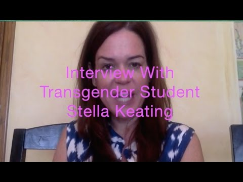 Interview With Transgender Student Stella Keating