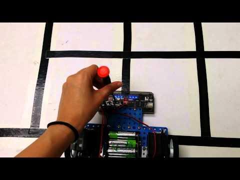 Line Follower Robot - Robolink