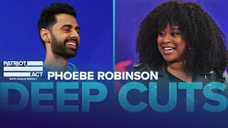 Hasan & Phoebe Robinson Defy Society's Norms | Deep Cuts | Patriot Act with Hasan Minhaj | Netflix