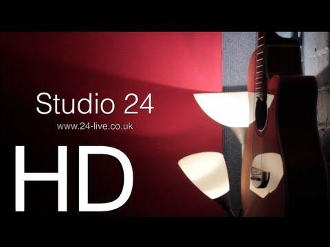 Studio 24 Barnsley - Rehearsals & Professional recording
