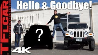 We're Selling The TFL Cheap Jeep Because We Just Bought THIS!  Cheap Jeep Challenge Ep.9