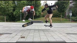 #19 Skateboard Anfänger - Tre Flip feat. Alex Mizurov