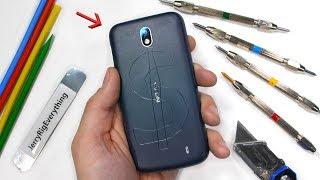 Nokia 1 Durability Test! - Nokia