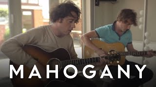 The Wombats - Techno Fan // Mahogany Session