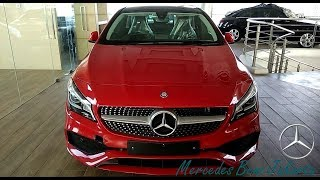 New Mercedes Benz CLA 200 AMG FL ( Facelift ) 2018 Indonesia