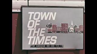 1963 CIVIL DEFENSE  NUCLEAR WAR & FALLOUT SHELTER SURVIVAL FILM  44024