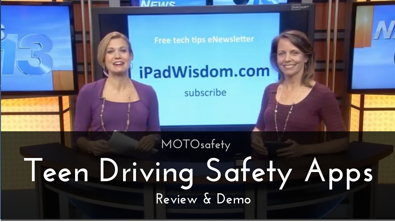 Teen Driver Safety Apps: MOTOsafety vs MamaBear vs Canary