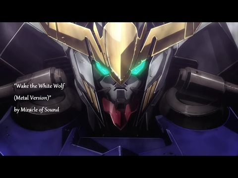 "Mikazuki Augus/Gundam Barbatos IBO AMV ""Wake the White Wolf"""