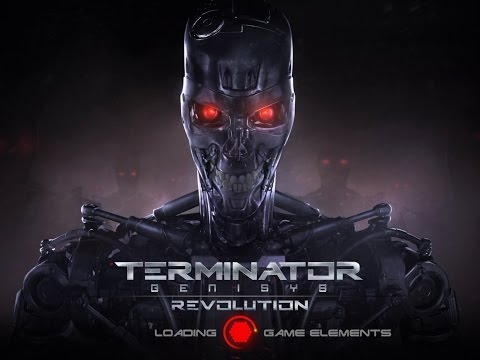 TERMINATOR GENISYS: REVOLUTION [Android/iOS] Gameplay (HD)