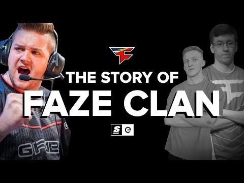 The Story Of FaZe Clan