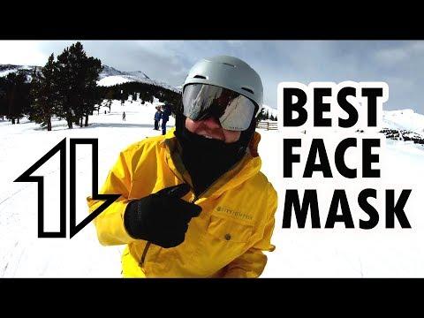 Best Ski / Snowboard Balaclava - Face Mask