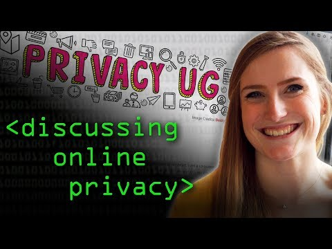 "Privacy ""Underground"" - Computerphile"