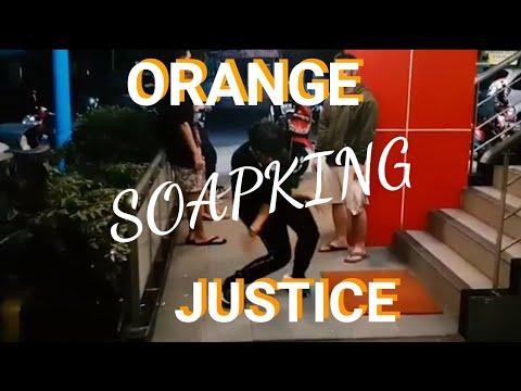 Orange justice dance Ericko Lim