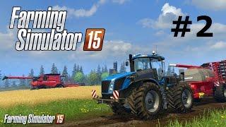 Lets Play Farming Simulator 2015 Part 2 1080p HD