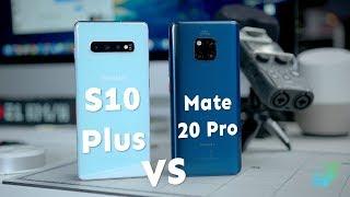 Samsung Galaxy S10 Plus vs Huawei Mate 20 Pro - Porównanie najlepszych smartfonów | Robert Nawrowski