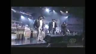 "THE O JAYS performing ""Love Train"" live"