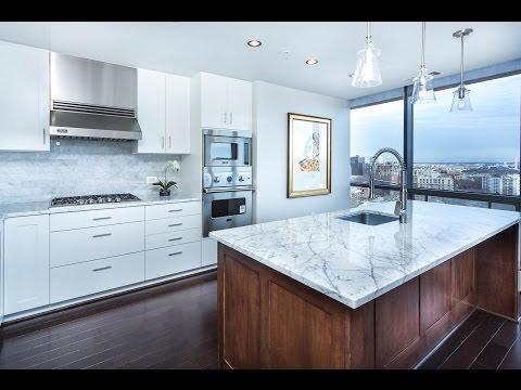The Odyssey Penthouse Luxury Condo | 2001 15th St N # 1207 Arlington VA  | Keri Shull Team