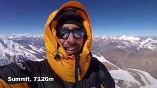Himlung Himal Summit Climb