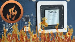 греется Видеокарта  GPU Overheating