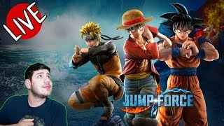 Jumping into Action | Jump Force First Impressions