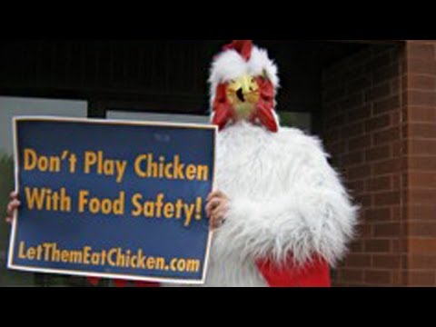 Is USDA Playing Chicken with Chickens?