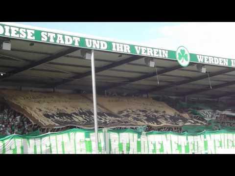 Fürth - Bayern (Choreo und Support)