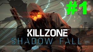 KILLZONE SHADOW FALL - Gameplay ITA: GABBO SPARATUTTO! (SPECIALE 4000 ISCRITTI) #1