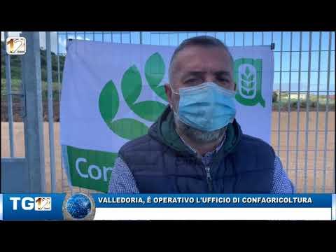 Operativo ufficio di Confagricoltura a Valledoria