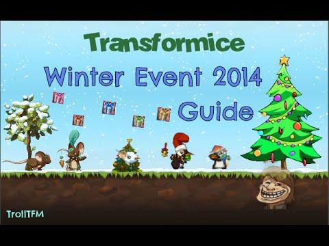 Transformice: Winter Event 2014