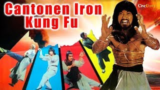 Cantonen Iron Kung Fu Hindi Dubbed Movie│Chinese Martial Arts Movie