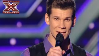 Дмитрий Бабак - Песня за жизнь -  Х-фактор 5 - Пятый прямой эфир - 06.12.2014