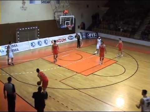 Marko Batina & Hrvoje Puljko (KK Djuro Djakovic - KK Jolly) part 1