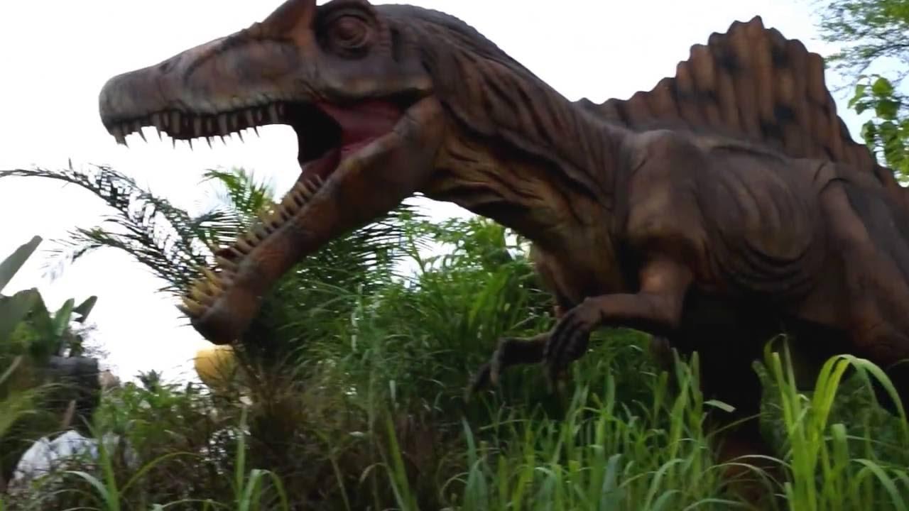 Petualangan Dinosaurus Tmii Taman Mini Indonesia Indah Dino