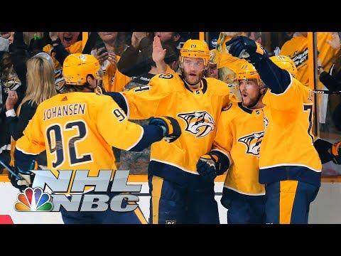 Colorado Avalanche vs. Nashville Predators I Game 2 I NHL Stanley Cup Playoffs I NBC Sports