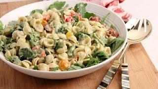 Pasta Salad with Avocado